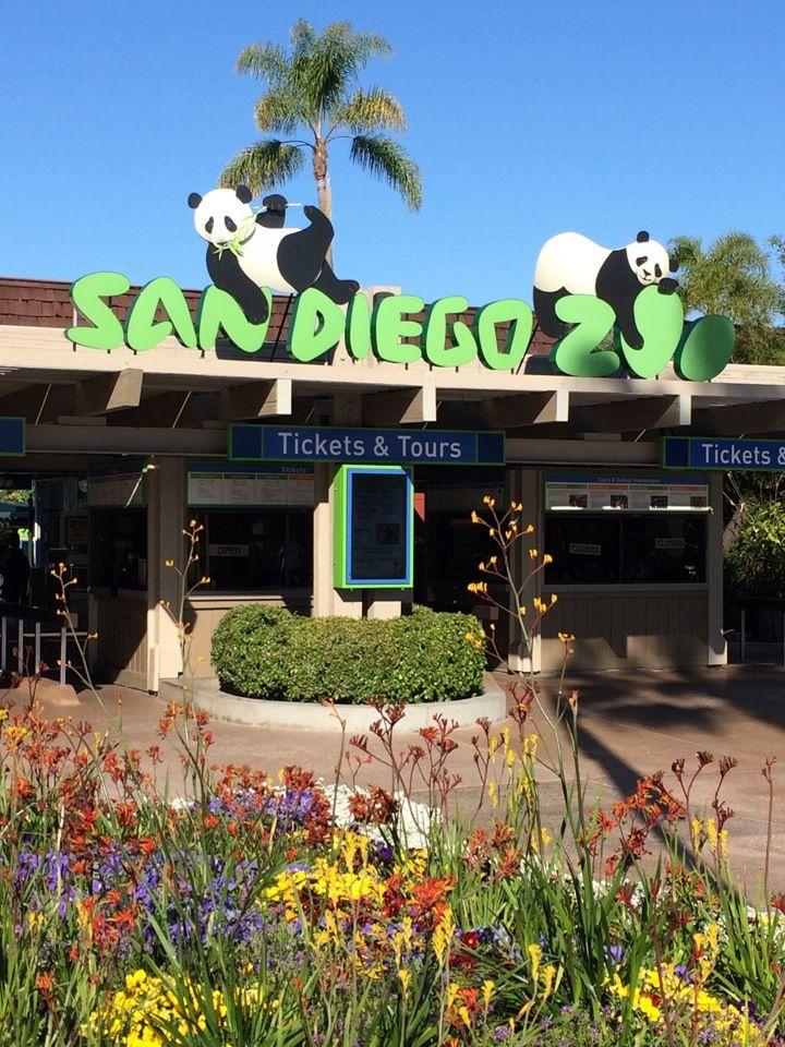 San Diego Zoo. One of the World's Best. #sandiego ...