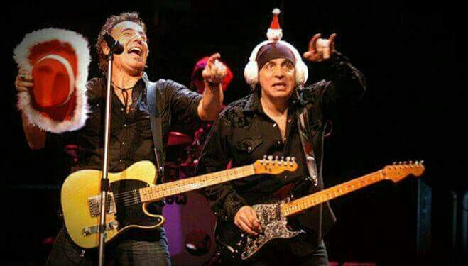 Pin By Liz Lorman On Bruce Bruce Springsteen Christmas Music Videos Xmas Songs