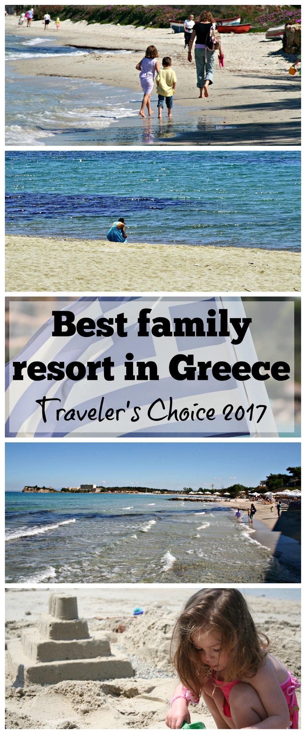 Sani Beach Is 1 Of Top Hotel For Families In Greece In 2017 One Of The Best Luxury Resorts In Europe And In The World Sani Resort Prides Itself On Outstand