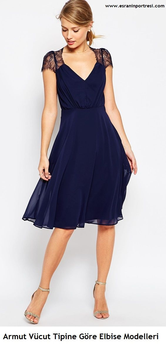 Armut Vucut Tipine Gore Elbise Modelleri Elbise Modelleri