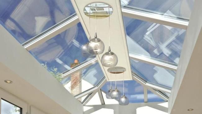 Conservatory Lighting Ideas For Your Home The Home Builders Conservatory Lighting Roof Light Conservatory Roof