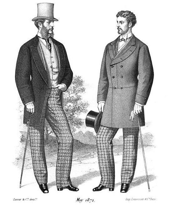 Explorez Victorian Mens Mode et plus encore !