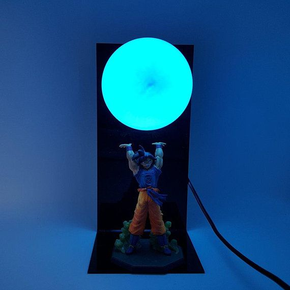 Lights & Lighting Led Lamps Bright Dragon Ball Broly 3d Rgb Color Changing Led Nightlight Visual Illusion Usb Dragon Ball Super Saiyan Action Figure Anime Dbz Toy