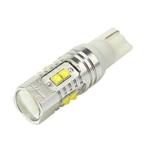 2x 650lm Cree Chip Xbd 50w 194 Bulb T10 Led Rear Lights 9 Car Led Lights T10 Led Car Led