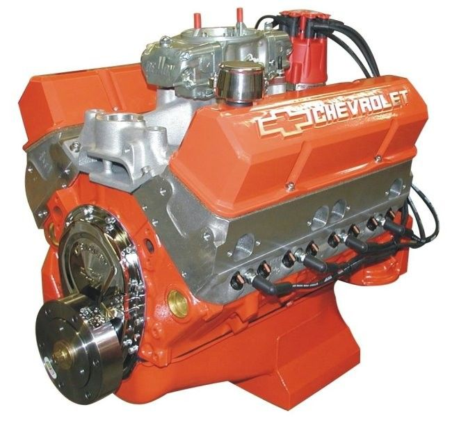 Precision Race Engines Small Block Chevy Crate Engine High - fresh blueprint engines 383 stroker crate motor