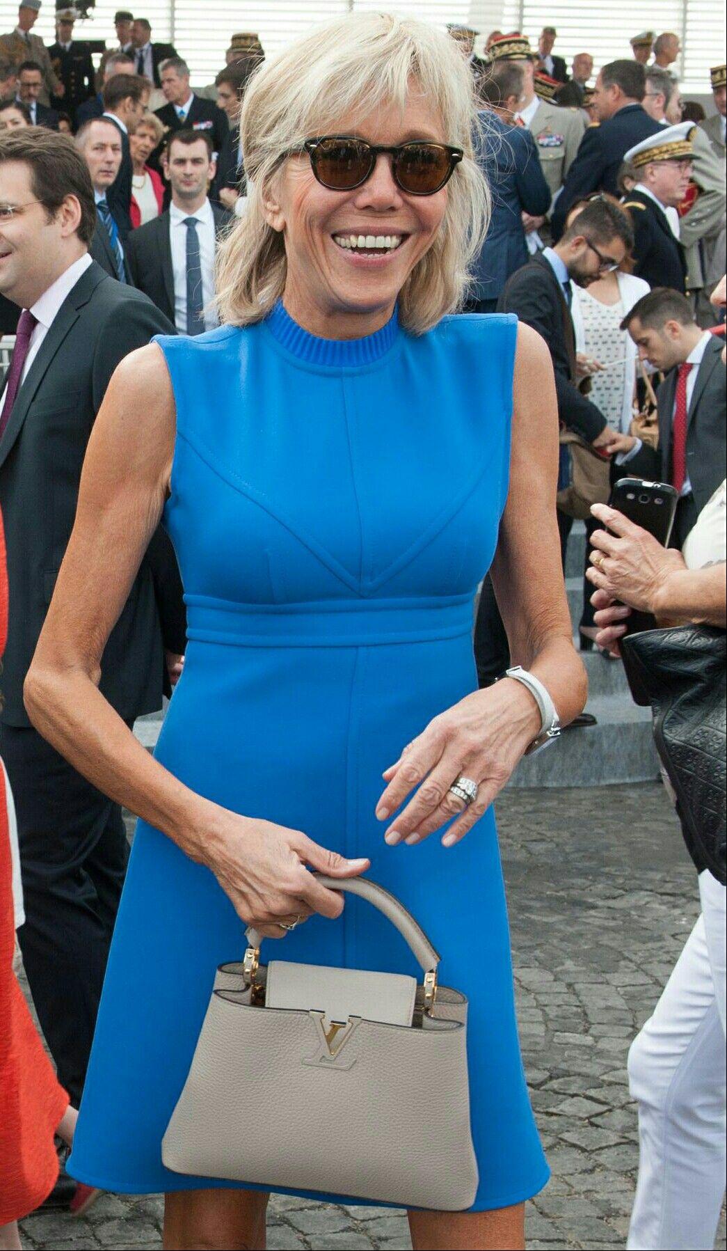 Brigitte Trogneux Louis Vuitton Fashion Womens Fashion European Fashion
