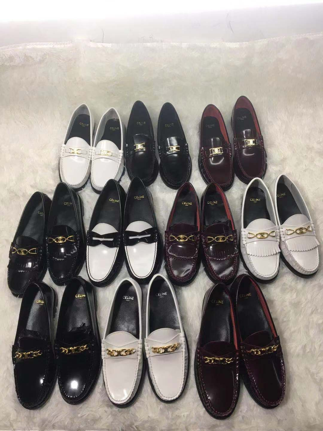 Pin by pogo.style on Old Celine | Loafer shoes women