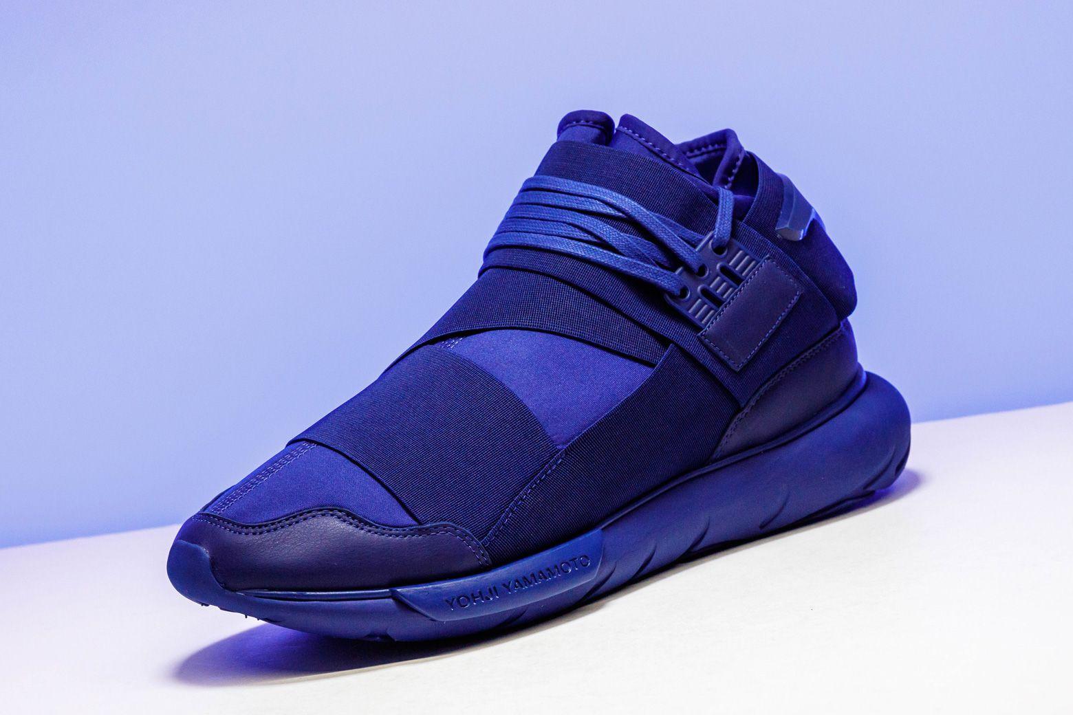 e760b25d7 Keep it tonal with this adidas Y-3 Qasa High in an eye-catching