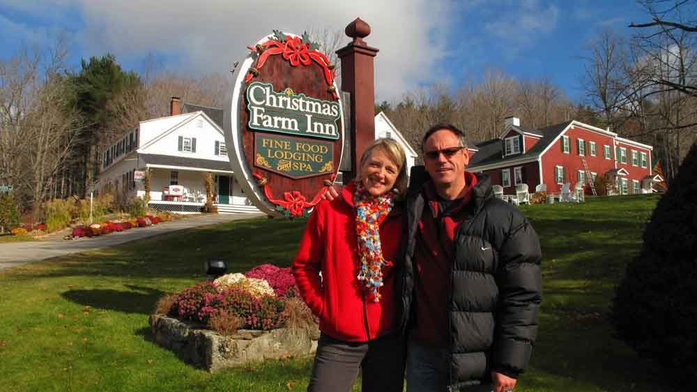Jackson Bed And Breakfast Innkeepers Christmas Farm Nh Hotel Farm