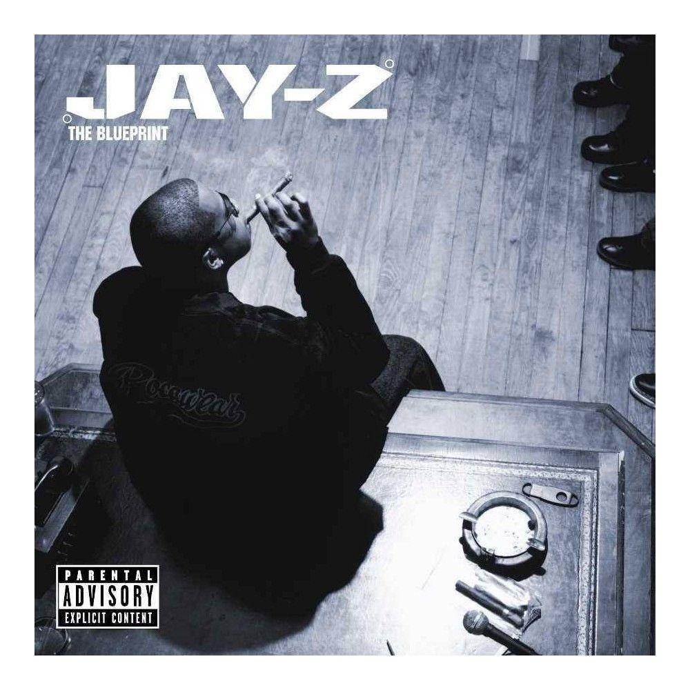 Jay Z Blueprint Album Cover