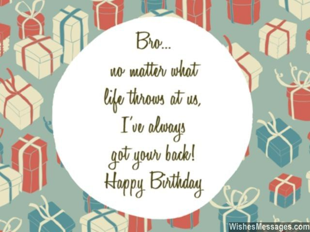 Birthday Wishes for Brother: Quotes and Messages | Projects to Try
