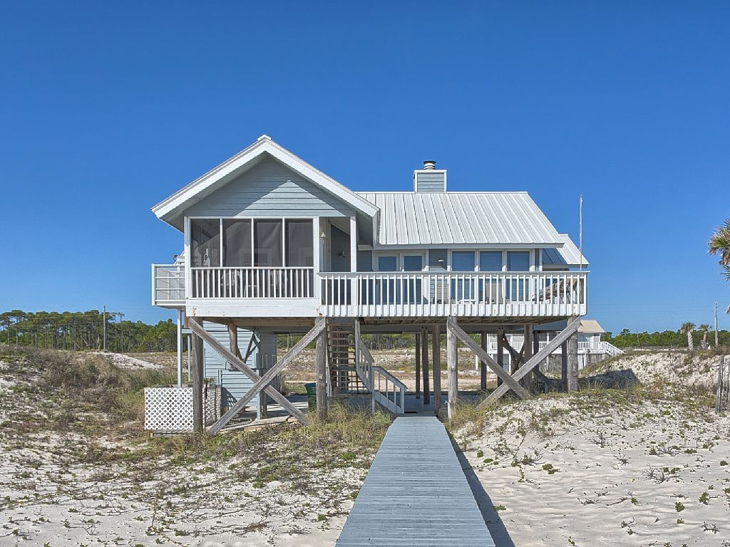 House Vacation Rental In East End St George Island Fl Usa From Vrbo Com Vacation Florida Rentals Island Vacation Rentals St George Island Florida Rentals