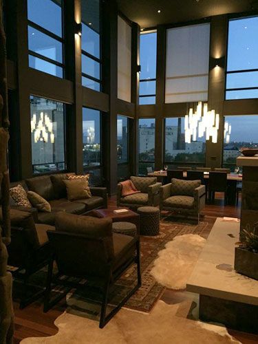Milwaukee Penthouse Lounge Fun Projects, Design Projects, Penthouses, Design  Services, Home Furnishings