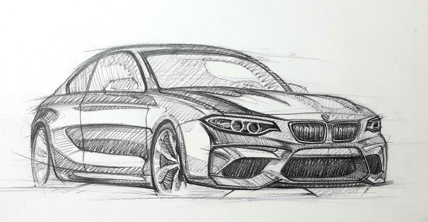 Bmw M2 Automotive Design Inspiration Bmw Automotive Design Bmw M2