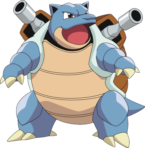 Imgur post imgur art i love pokemon blastoise pok mon pokemon tattoo - Pokemon tortank mega evolution ...