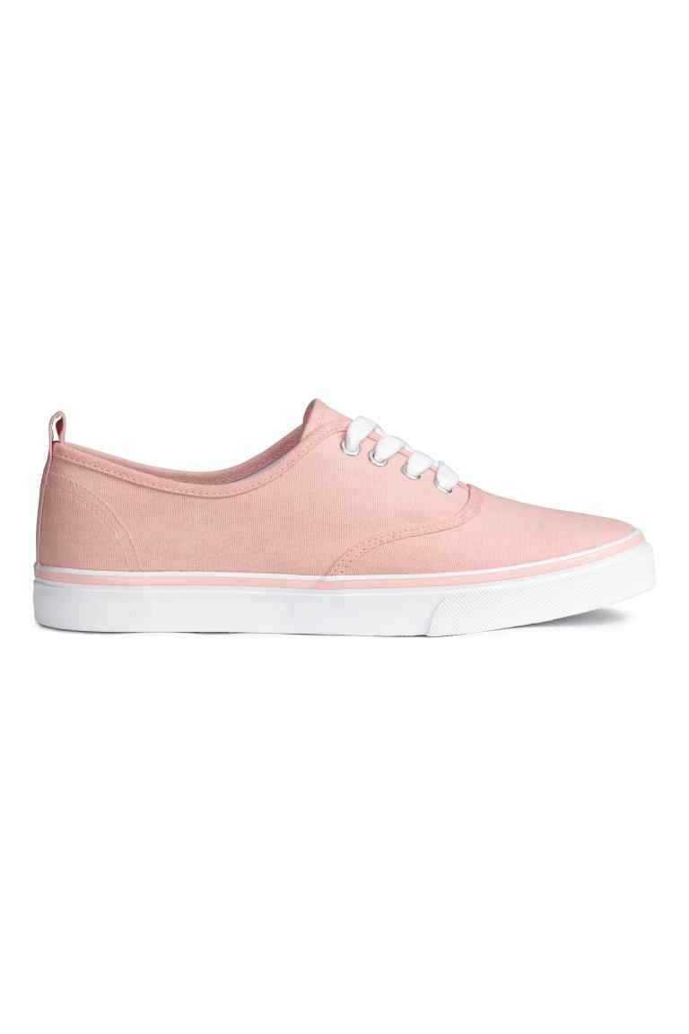 Trainers | Pink sneakers, Sneakers, Stylish shoes for women