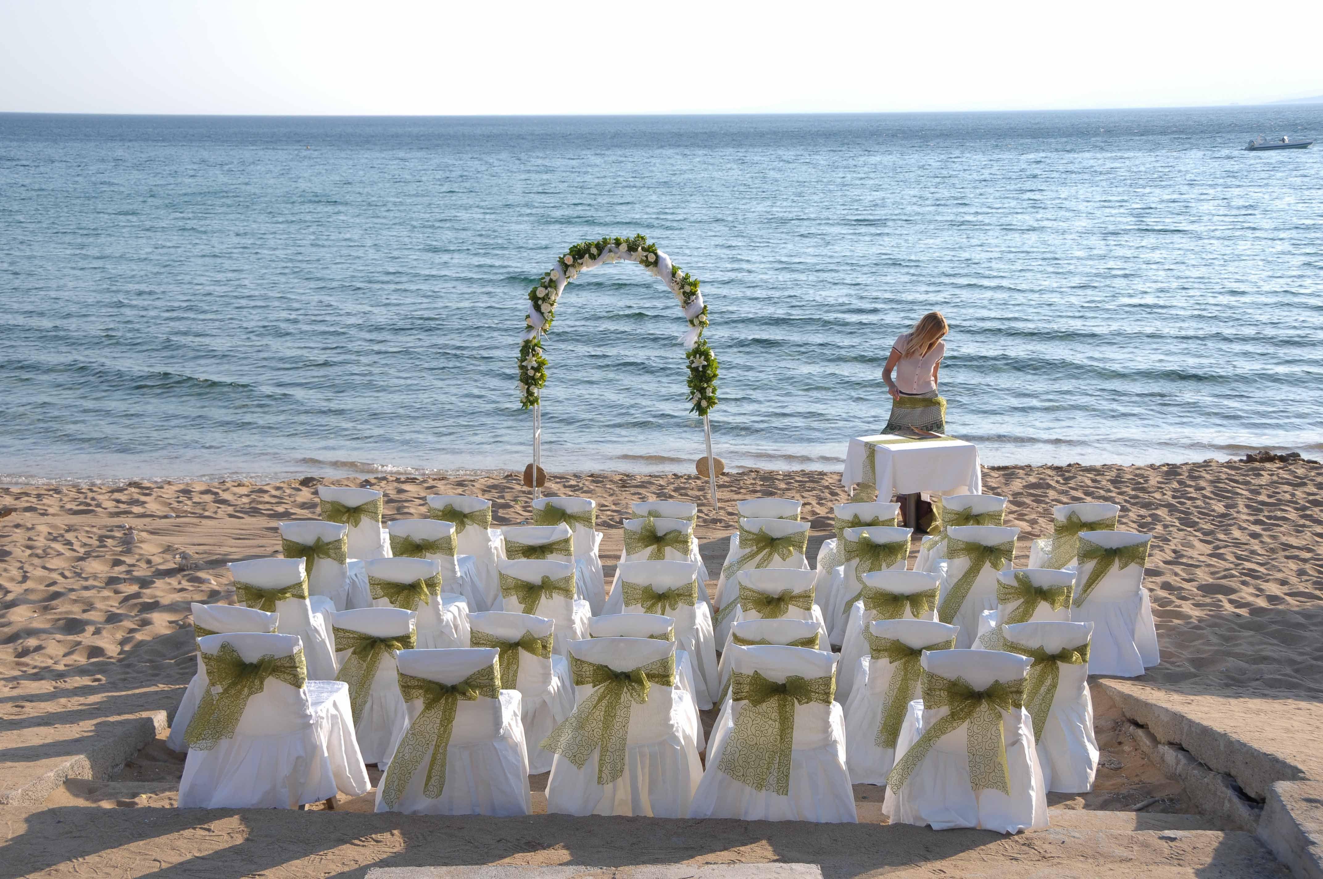 Pefkos beach wedding wedding civil wedding greek wedding
