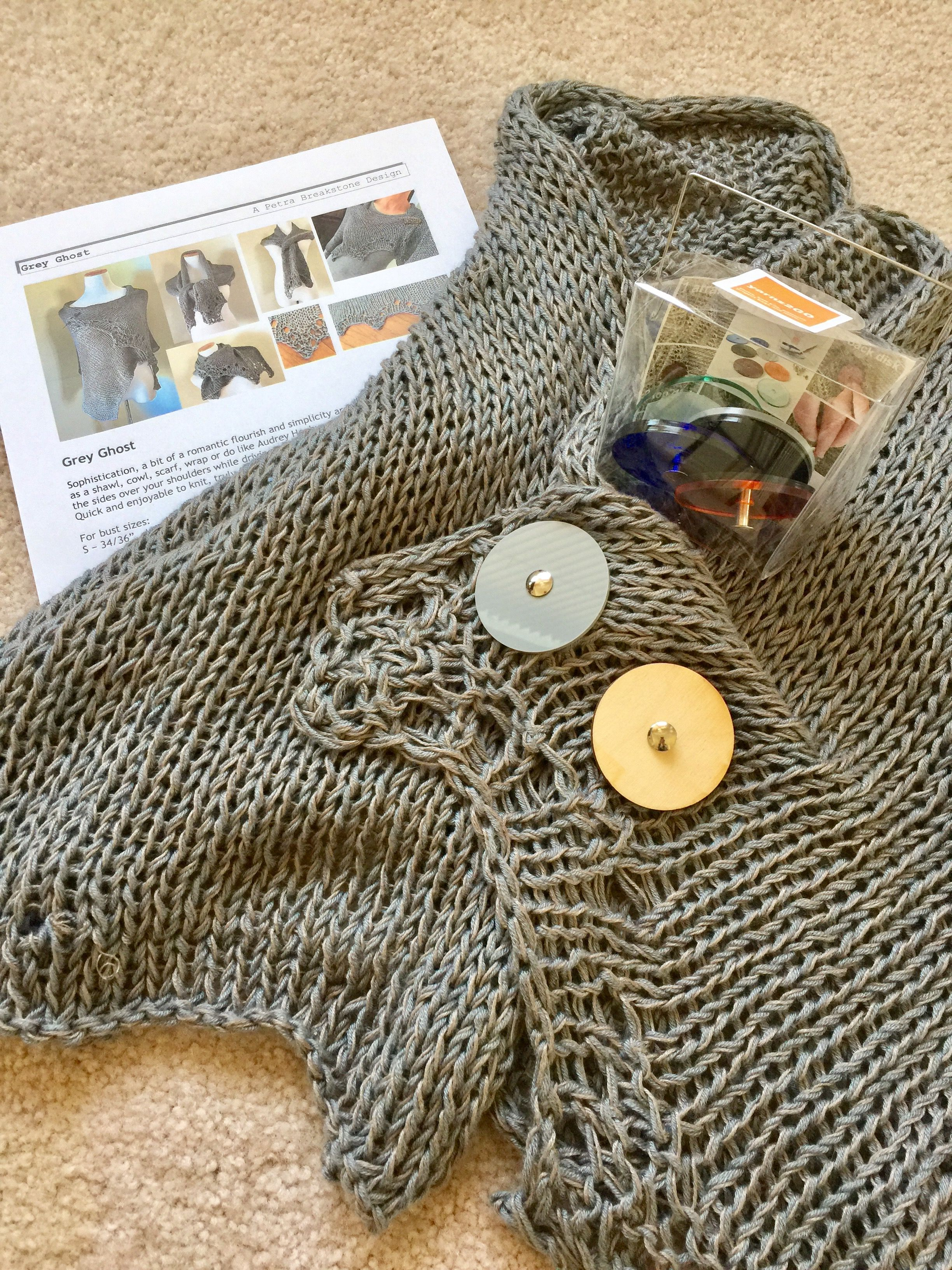 Disk Pins to tame your shawls | Shawl, Knit wear and Goodies