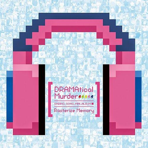 """DRAMAtical Murder Ending Song Mini Album """"Rasterize Memory""""  ▼ Download: http://singlesanime.net/endings/dramatical-murder-ending-song-mini-album-rasterize-memory.html"""