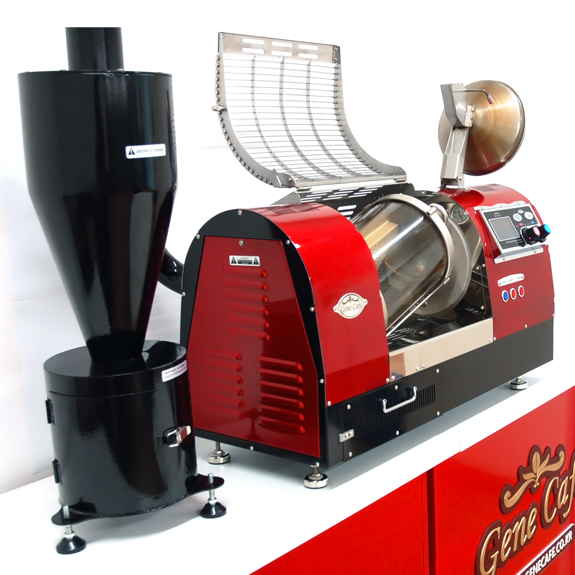 Gene Cafe Cbr 1200 Coffee Roaster Gene Cafe Usa Coffee Coffee Coffee Roasting Espresso