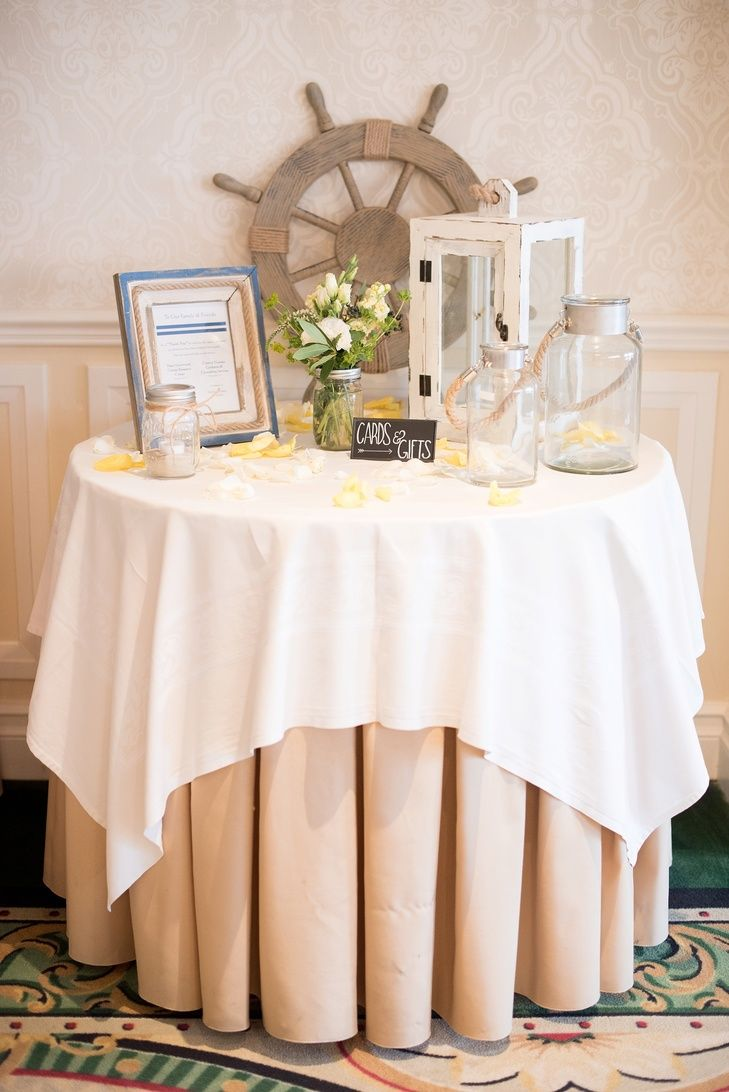 Wedding Reception Gift Table Ideas Topsimages