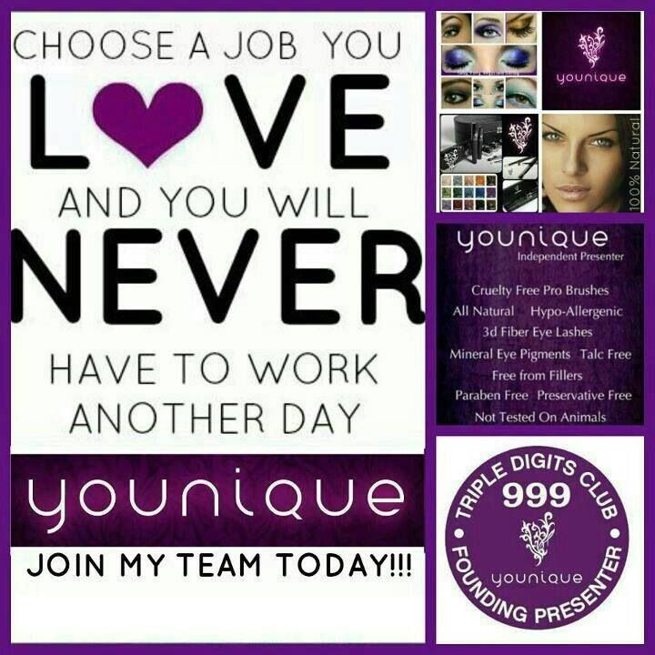 Why join  www.youniqueproducts.com/cindyowens