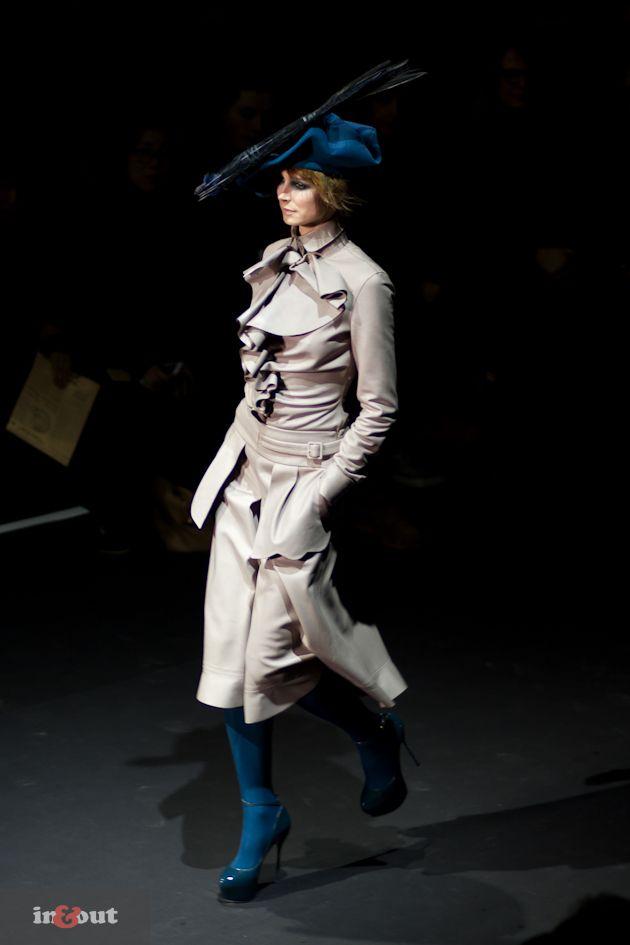 Paris Fashion Week John Galliano Fall Winter 2013