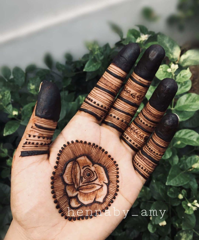 Pin On Mehndi Designs