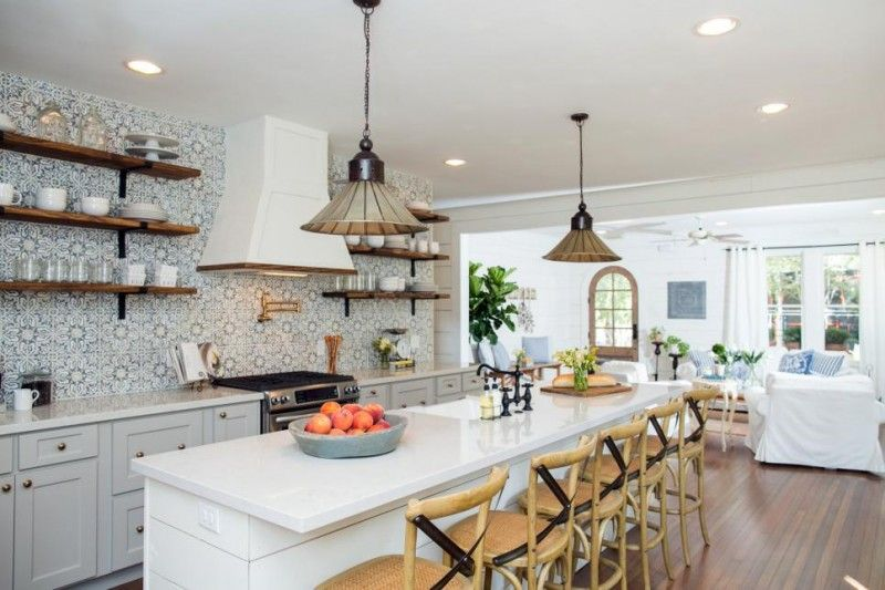 Backsplash Fixer Upper The Takeaways A Thoughtful Place
