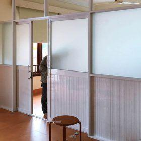 make aluminum and glass doors in district 2 contact 077.666.8676 prestigious prestige…