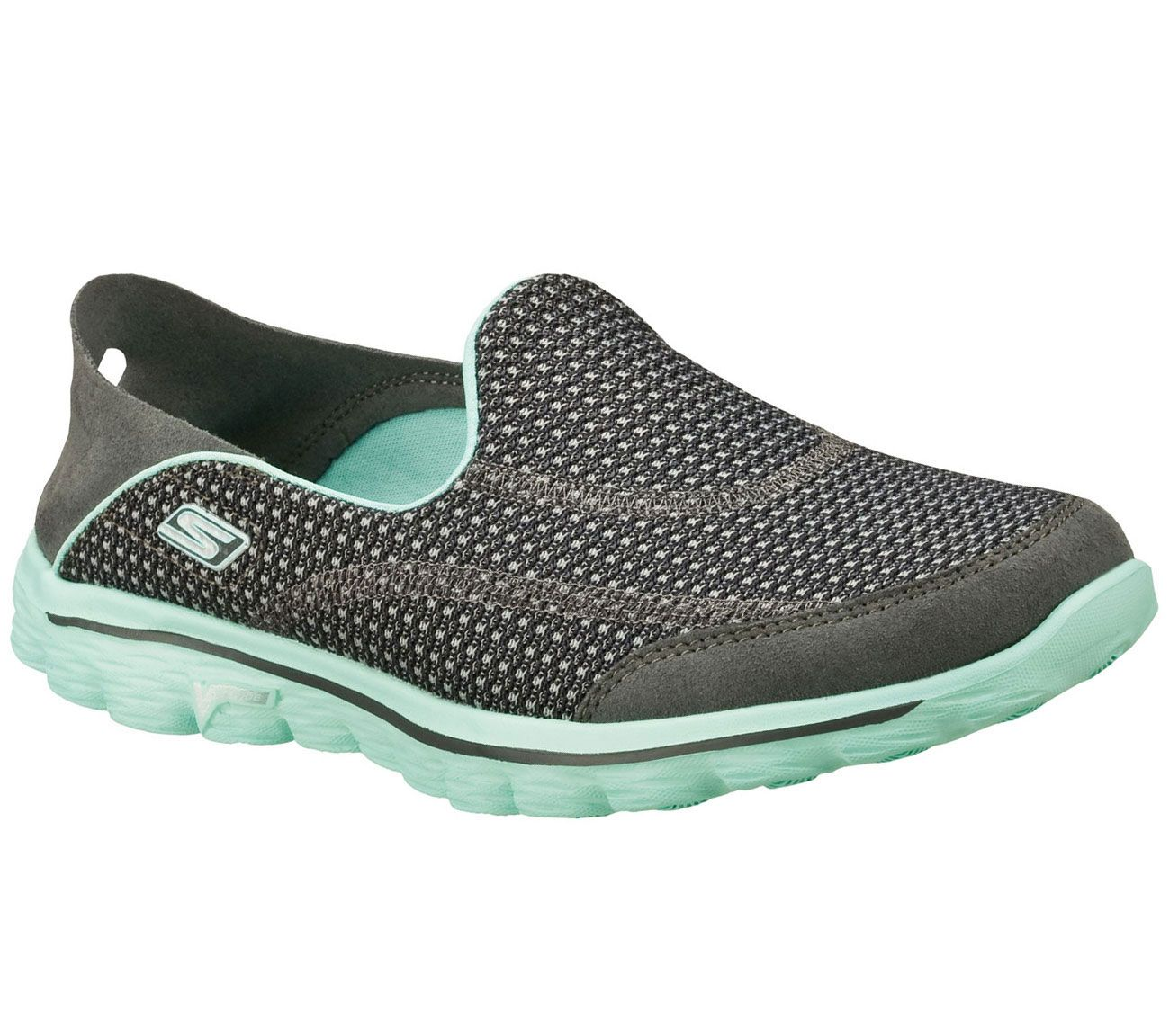 sports shoes best supplier online for sale Skechers GOwalk 2 - Convertible Walking Shoes - shown in ...