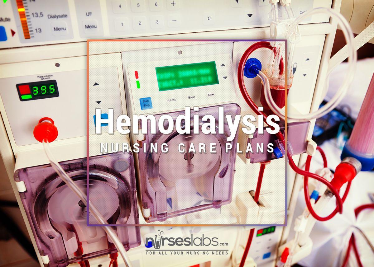 3 Hemodialysis Nursing Care Plans Nursing care plan