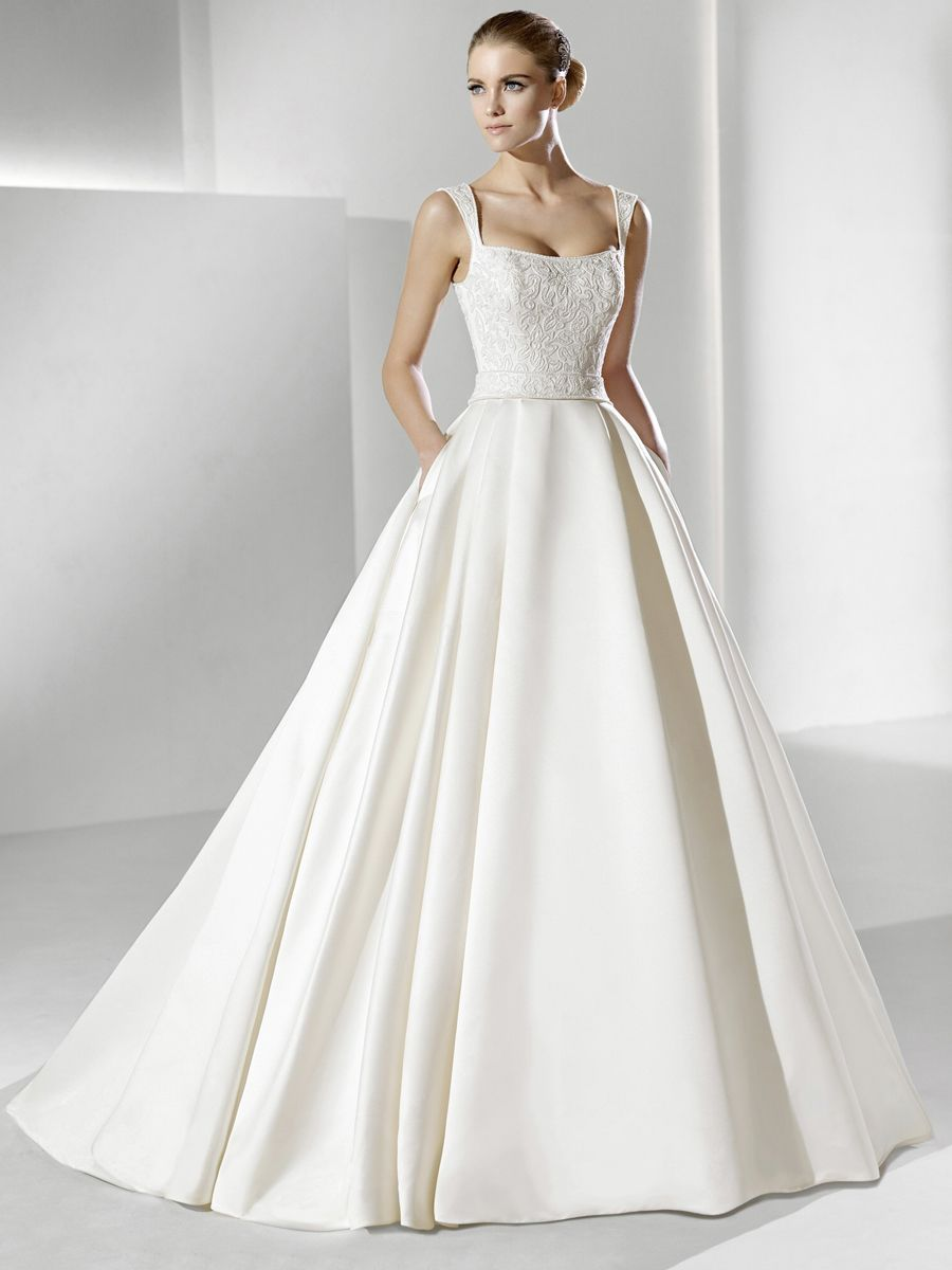 Medium Crop Of Classic Wedding Dresses