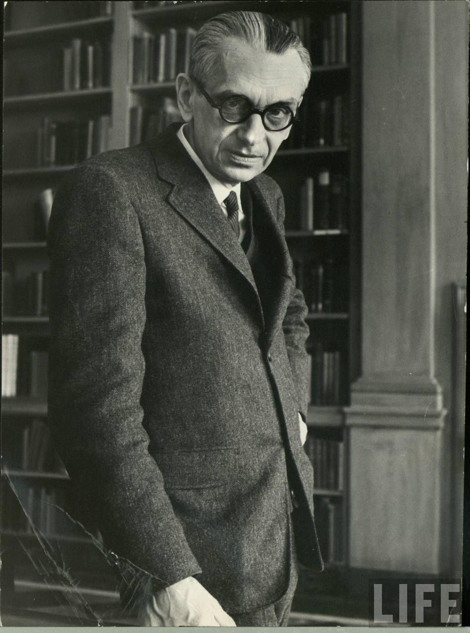 Kurt Godel Mathématicien De Génie Ami Intime De Einstein