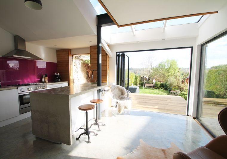 Photo extension maison design : 8 projets d\'architecte | Fassaden ...