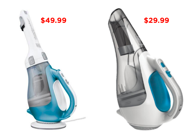 This Handheld Vacuum Will Defeat Pet Hair, Dust, And Couch Crumbs Once And  For All