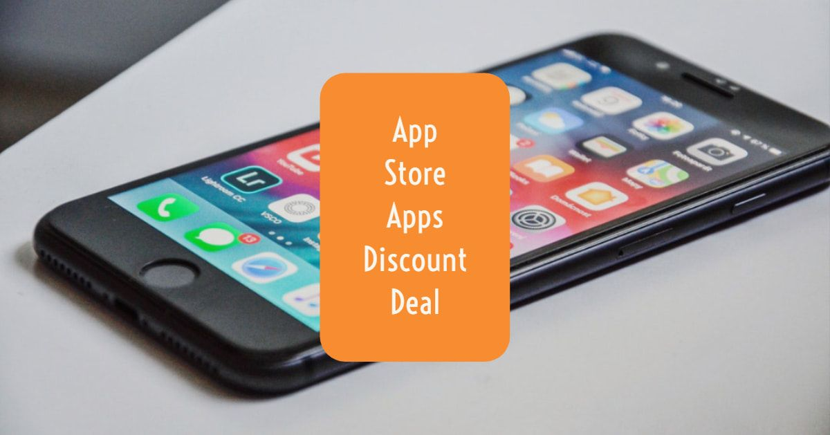 6 iPhone Apps Price Drop App Store Discount Deal [April