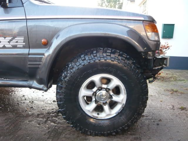 Pajero Off Road Tyres Size 33x10 5x15 Google Search Pajero