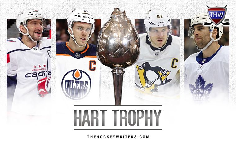 2019 Hart Trophy Odds Place Your Bets HartTrophy,
