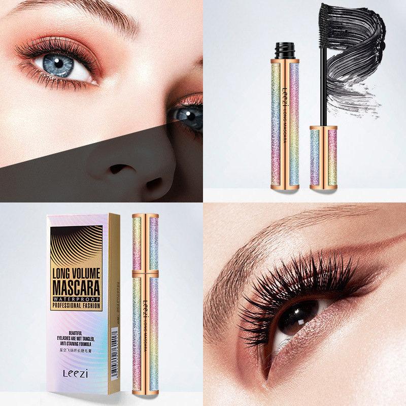 19bf54cb2ba Starry Sky Mascara Waterproof Black Mascara Lengthening Eyelashes Enhancer Eyelash  Mascara