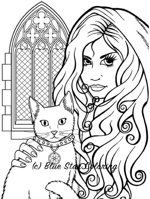Best Halloween Coloring Books For Adults Coloring Pages Coloring