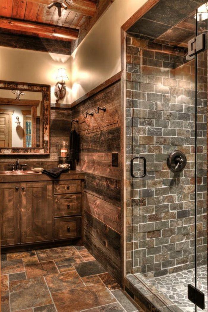 1001 id es pour cr er une salle de bain nature salle de bain salle de bain salle de bain. Black Bedroom Furniture Sets. Home Design Ideas
