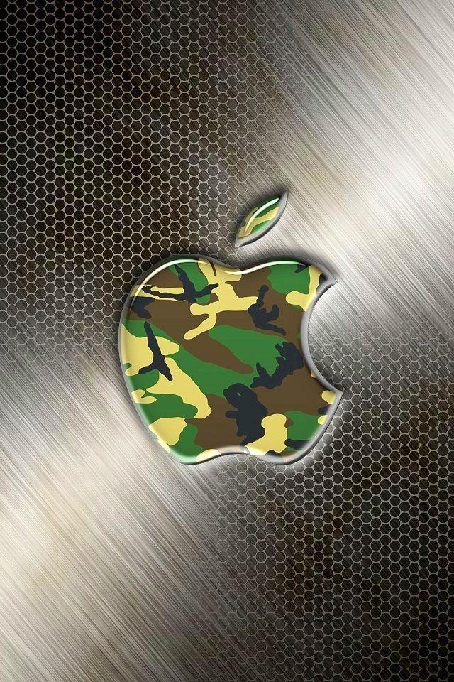 Iphone wallpaper camo by laggydogg on deviantart apple - Pink camo iphone wallpaper ...