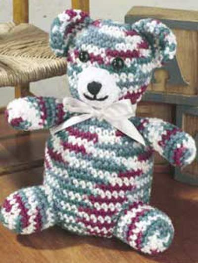 Favorite Crochet Teddy Bear Pattern Crochet A Bear Pinterest