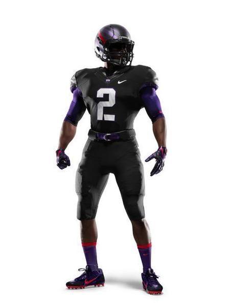 New TCU uniform unveiled  ab152e984