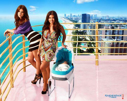 KKTM - keeping-up-with-the-kardashians Wallpaper