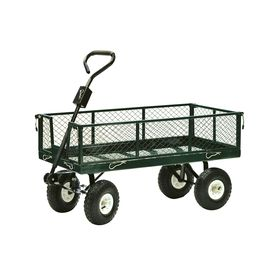 Precision Products Steel Yard Cart Atg9905139 Yard Cart Garden
