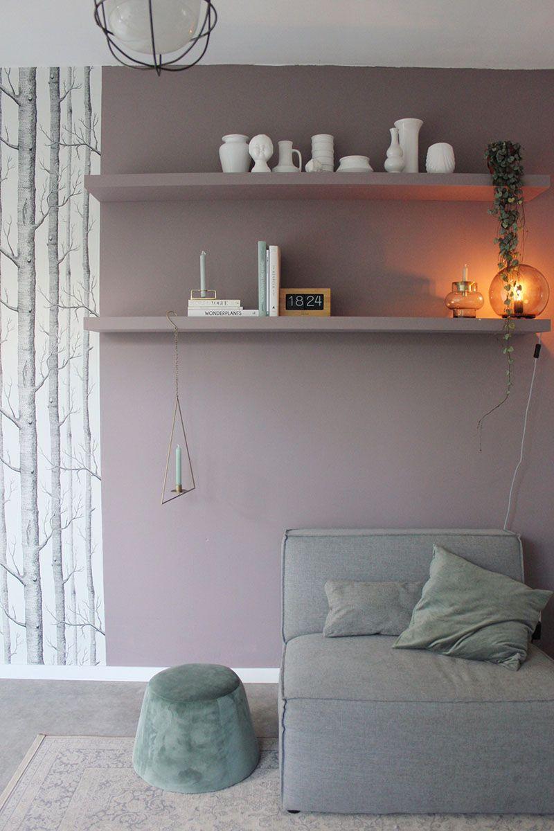 Kleur van het jaar 2018 heart wood woontrends pinterest kleur slaapkamer en huiskamer - Volwassen slaapkamer kleur ...