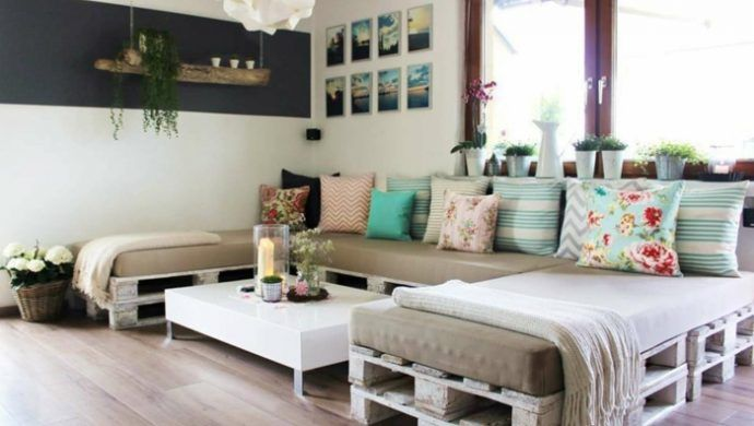 70 ideen für möbel aus paletten und andere schlaue ideen