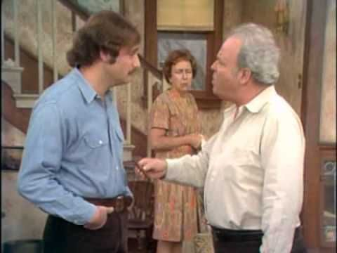 All in the Family   All in the family, Best tv shows, Best tv